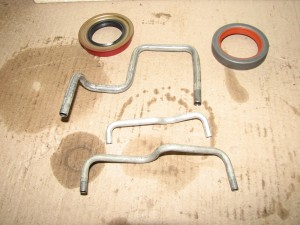T-35 Delivery tubes and Seals-Metal