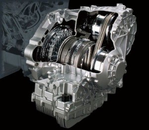 Transaxles-Front Wheel Drive and CVT Transmissions