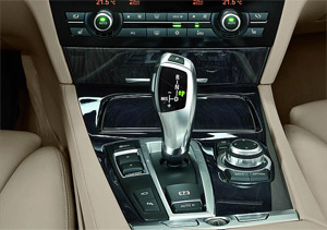 BMW 8 speed automatic transmission