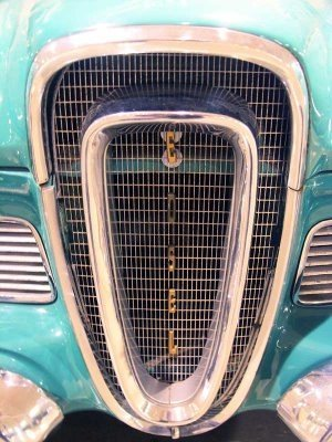 Ford Edsel: First Electric Shift Transmissions
