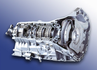 Volvo automatic transmission